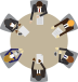 board of directors icon
